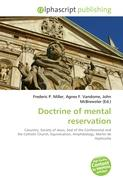 Doctrine of mental reservation