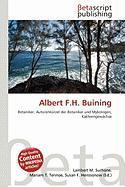 Albert F.H. Buining
