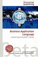 Business Application Language