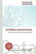 Schefflera Seemanniana