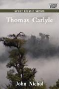 Thomas Carlyle - Nichol, John