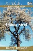 Thomas Hariot - Stevens, Henry