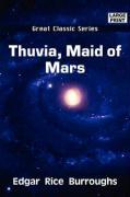 Thuvia, Maid of Mars - Burroughs, Edgar Rice