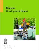 Haryana Development Report - Government of India, Planning Commission; Planning Commission Government of India