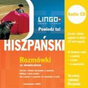 Hiszpanski Rozmowki ze slowniczkiem + CD Powiedz to! - Justyna, Jannasz