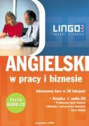 Angielski w prazy i biznesie + audio CD - Karbowy, Hubert