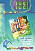 Toc Toc Qui est la ? Czesc 1 Jezyk francuski dla klas 2-4 - Pogwizd, Teresa