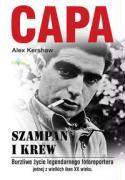 Capa Szampan i krew - Kershaw, Alex