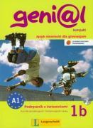 Genial 1B Kompakt Podrecznik z cwiczeniami z plyta CD