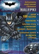 Autoryzowany zeszyt cwiczen z Batmanem