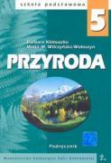 Przyroda 5 Podrecznik - Klimuszko, Barbara; Wilczynska-Woloszyn, Maria