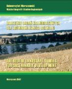 Znaczenie badan krajobrazowych dla zrownowazonego rozwoju