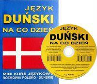 Jezyk dunski na co dzien z plyta CD