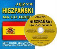 Jezyk hiszpanski na co dzien +CD