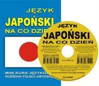 Jezyk japonski na co dzien z plyta CD