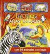 Atlas de animales con imanes