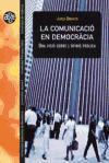 La comunicació en democràcia