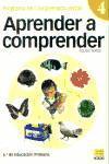 APRENDER A COMPRENDER 4 6ºEP