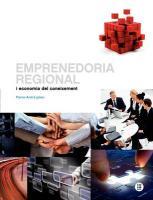 Emprenedoria Regional I Economia del Coneixement - Julien, Pierre-Andr