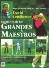 LECCIONES DE LOS GRANDES MAESTROS