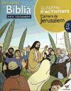 CARRERS DE JERUSALEM DESCOBRIM LA BIBLIA NOU TESTAMENT -QUADERN