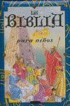 BIBLIA PARA NIÑOS,LA AZUL