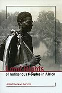 Land Rights of Indigenous Peoples in Africa: With Special Focus on Central, Eastern and Southern Africa - Barume, Albert Kwokwo