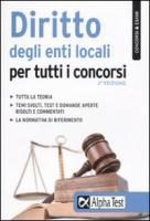 Diritto degli enti locali per tutti i concorsi - Cacciotti, Silvia