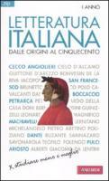 Letteratura italiana - Galimberti, Antonello