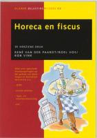 Horeca en fiscus / druk 5 - Paardt, R.N.G. van der; Vink, R.E.H.; Vos, R.J.