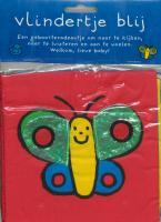 Vlindertje blij / druk 1 - Slegers, L.