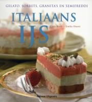 Italiaans ijs / druk 1 - Bardi, C.; Onesti, E.