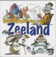 Schimpnamen van Zeeland / druk 1 - Heide, D. van der