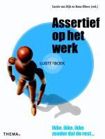 Assertief op het werk / druk 1
