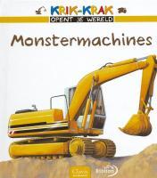 Monstermachines / druk 1 - Chamut, E.