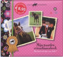 Mijn manege vriendinnenboek / druk 1 - Grunsven, Anky van