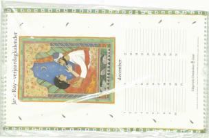 Verjaardagkalender set 2 ex. / druk 1 - Ray, J.