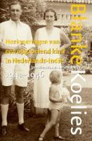 Blanke koelies / druk 1 - Adama van Scheltema, J.