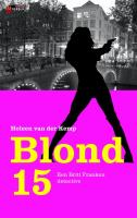 Blond 15 / druk 1 - Kemp, Heleen van der