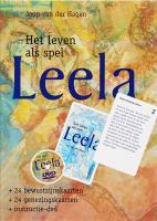 Leela - Het leven als spel + DVD / druk 1 - Hagen, J. van der