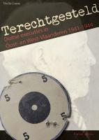 Terechtgesteld / druk 1 - Craene, Tim De