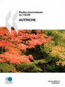 Tudes Conomiques de L'Ocde: Autriche - Volume 2007-15 - Oecd Publishing, Publishing