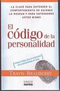 El Codigo de La Personalidad - Bradberry, Travis