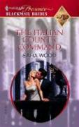 The Italian Count's Command - Wood, Sara