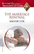 The Marriage Renewal - Cox, Maggie