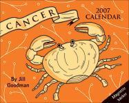 Cancer Calendar: June 21 - July 22 with Magnet(s) - Goodman, Jill