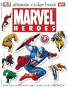 Marvel Heroes [With More Than 60 Reusable Full-Color Stickers] - Kelly, Neil