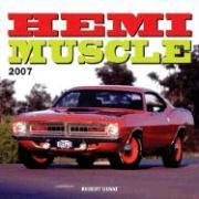 Hemi Muscle 2007 Calendar - Genat, Robert