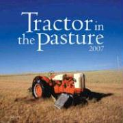 Tractor in the Pasture