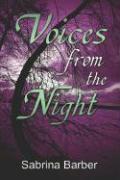 Voices from the Night Voices from the Night - Barber, Sabrina